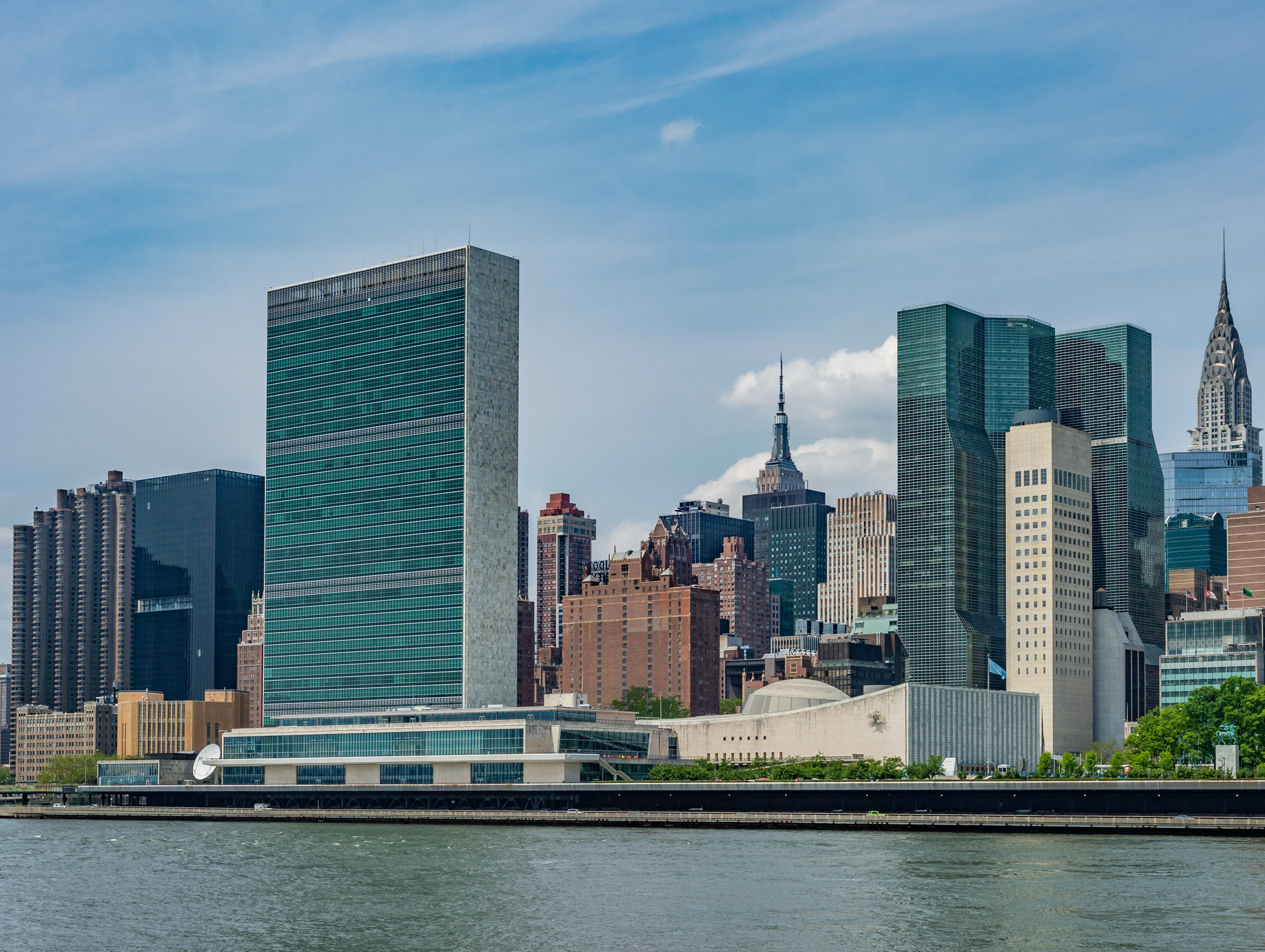 Die Vereinten Nationen: Die Menschheit und den Planeten beschützen