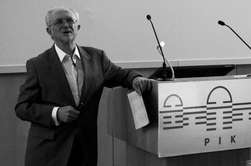 Im Gedenken an Mario Molina, Nobelpreisträger für Chemie und emeritierter Professor des MIT-Instituts