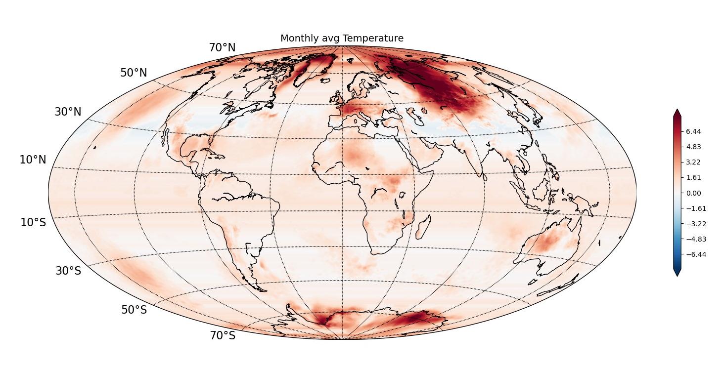 Kalter Sommer, kürzerer Monsun: Wie die arktische Erwärmung das weltweite Klima verändert