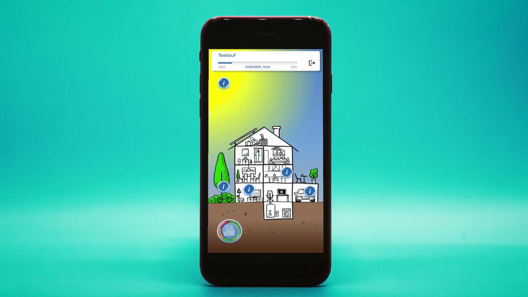 """Neue App: """"Klima-Zeitreisen"""" als Test für künftige Entscheidungen"""