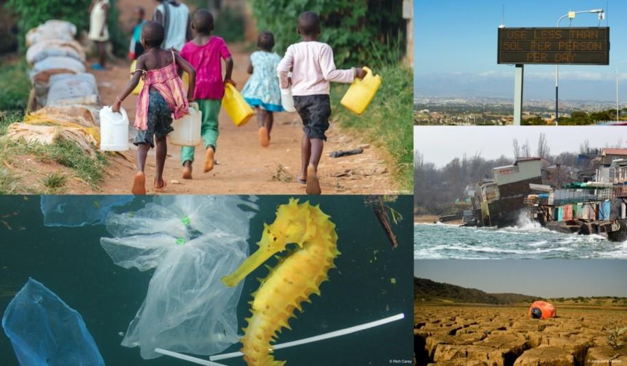 Potsdam Summer School 2021: Wasser - Unser globales Gemeingut