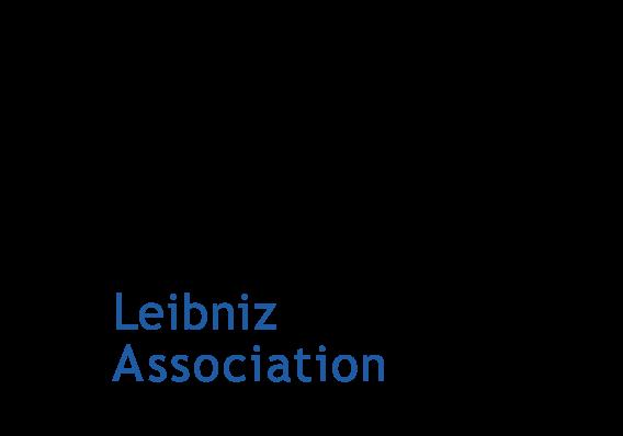Leibniz Logo EN blue black 500px