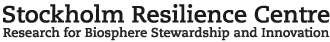 Stockholm Resilience Centre Logo