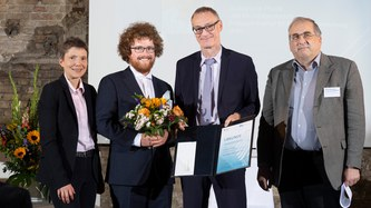Jonathan Donges awarded with most important prize for young German researchers