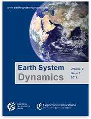 "Special Issue of the journal ""Earth System Dynamics"""