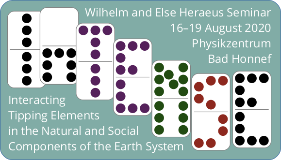 Young researcher's workshop on Interacting Tipping Elements in the Natural and Social Components of the Earth System
