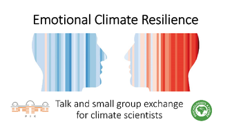 Online Webinar Emotional Resilience for climate scientists