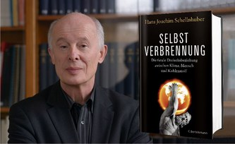 """""""Self-combustion"""": Schellnhuber's view of the big picture"""