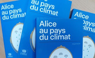 Alice in Climate Wonderland now also in French