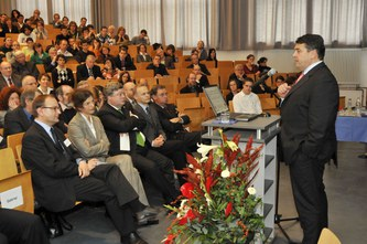 Federal Minister greets Edenhofer's professorship at the Berlin Institute of Technology