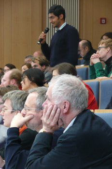 Scientists discussed their work at the annual PIK Research Days