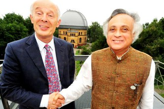 Indian Minister of Environment and Forests proposes science and politics to meet in Potsdam