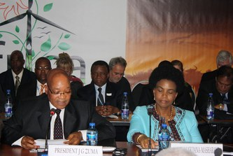 Science and Policy: Dialogue in Durban