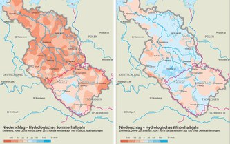 The Elbe – a European river in global climate change