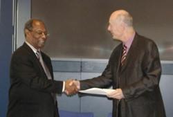 Handshakes Karibik