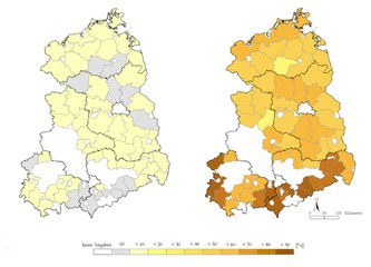 Good Prospects for Eastern Germany's Agriculture