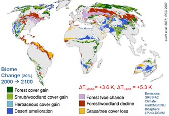 Protecting climate is protecting biodiversity