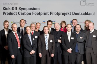 Six companies start Product Carbon Footprint pilot scheme in Germany