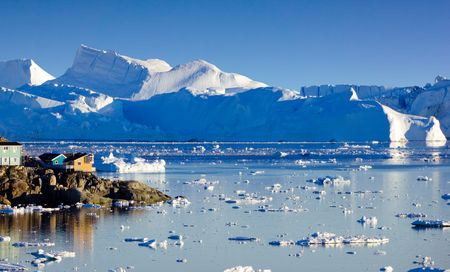 Greenland ice sheet may melt completely with 1.6 degrees global warming