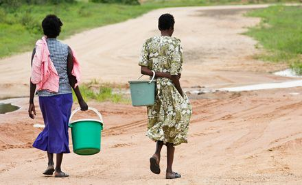 Climate change puts forty percent more people at risk of absolute water scarcity: study