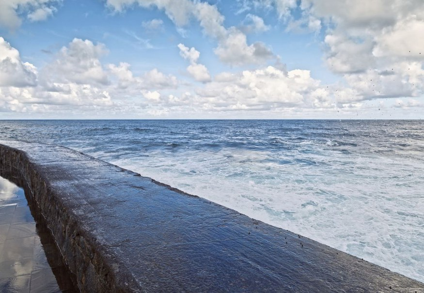 Expert assessment: Sea-level rise could exceed one meter in this century