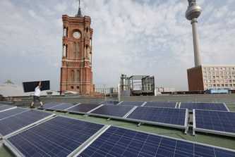 Researchers support Berlin on its way to climate neutrality