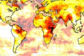 Global warming has increased monthly heat records by a factor of five