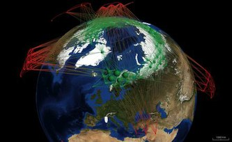 Networks in the climate system: novel approach by young scientist awarded