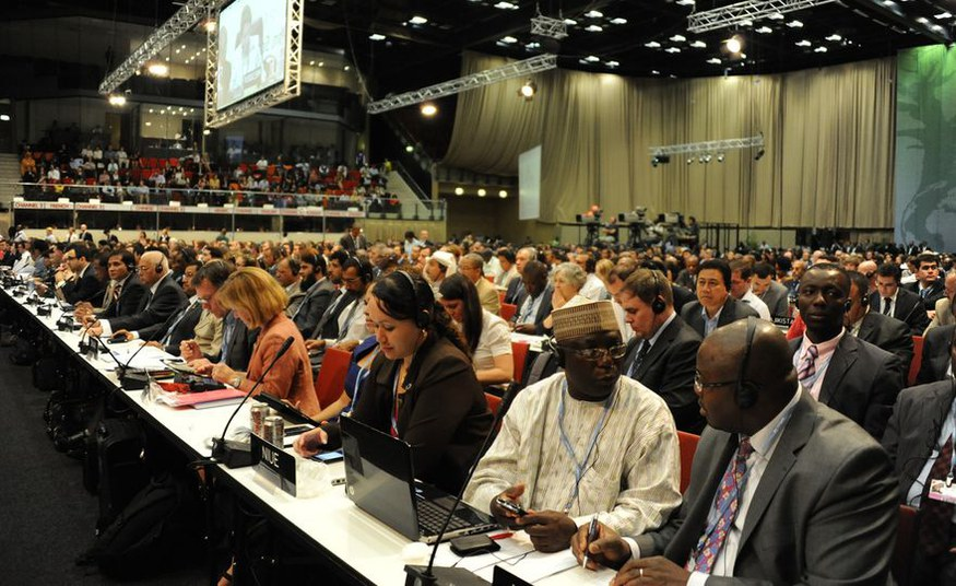 Success of climate talks vital for 2°C target