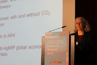 Identifying hotspots: Climate Impacts World Conference