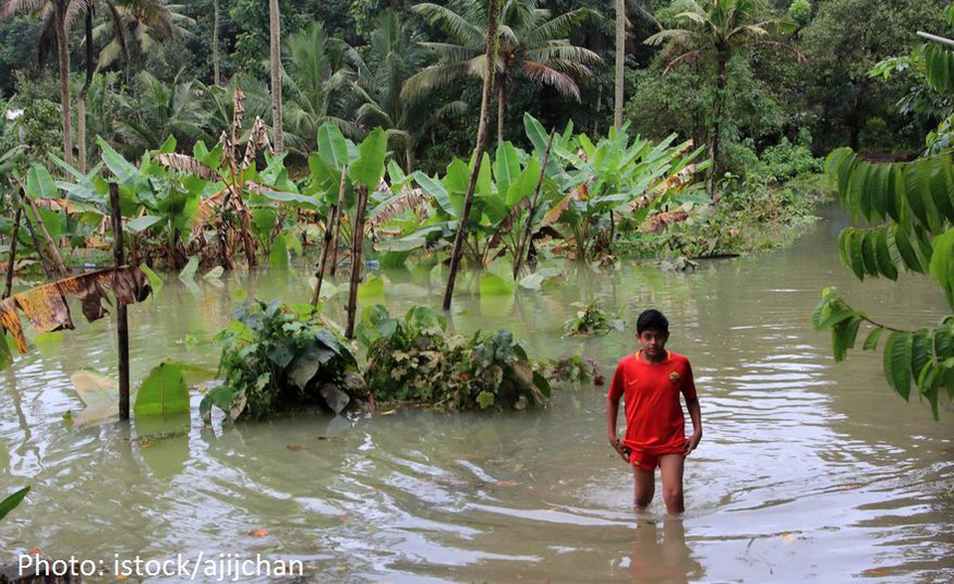 Breaking the rules: Monsoon and climate change