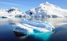 Climate change in Antarctica: Natural temperature variability underestimated - Cold spell superimposes man-made warming
