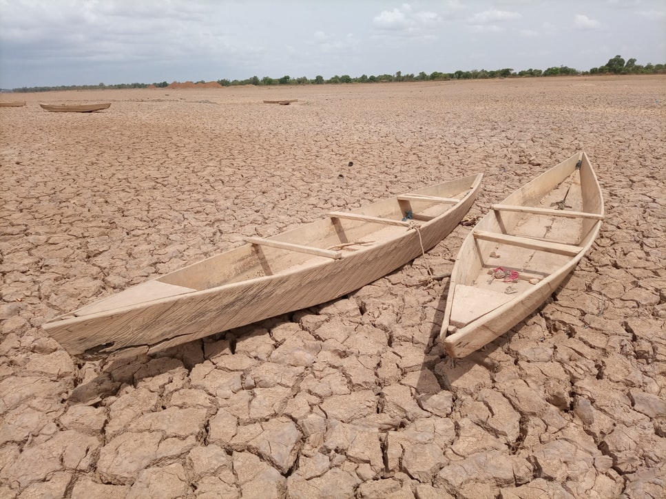 Climate change projected to double the number of people facing extreme drought
