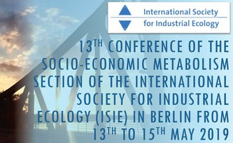 Call for Abstracts: Conference on Socio-Economic Metabolism organized by PIK