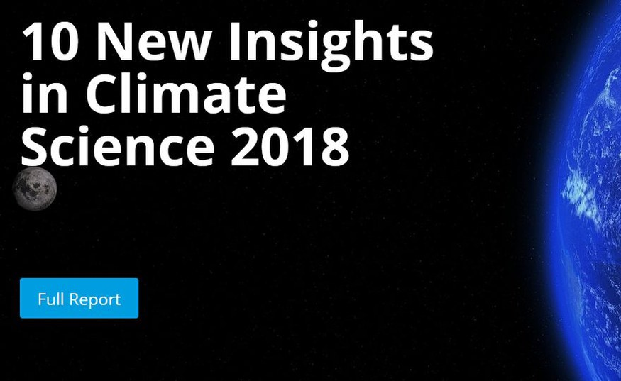 Must-Knows for Climate Negotiators: 10 New Insights in Climate Science