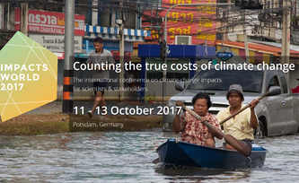 Counting the true costs of climate change: Impacts World Conference in Potsdam