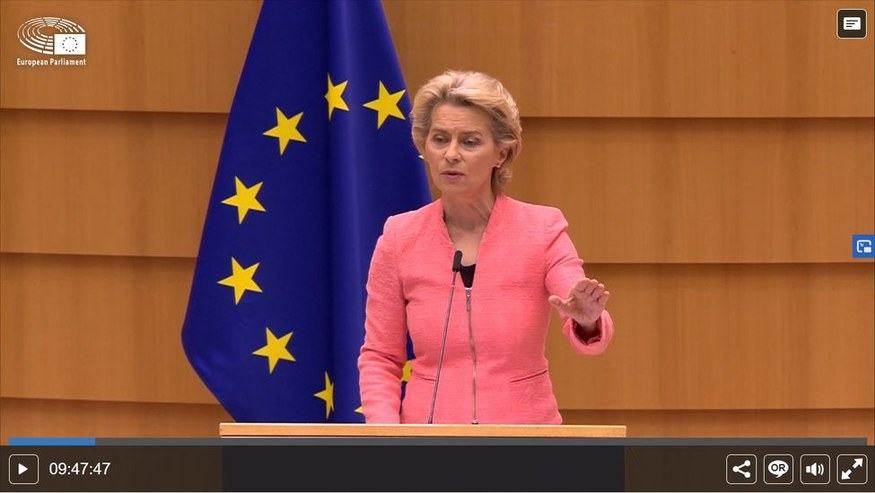 Economist Edenhofer on the climate proposals of EU Commission President Ursula von der Leyen