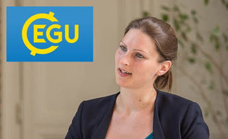 EGU Early Career Award for Ricarda Winkelmann