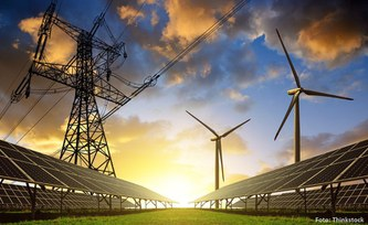 Energy transition: start-up costs of power plants increase only moderately