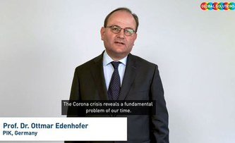 G20 and climate: Edenhofer speaks at Global Solutions Summit