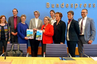 German Advisory Council on Global Change issues Report: Digital change and successful climate protection can only succeed together