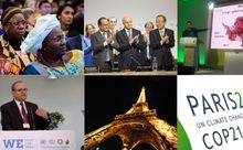 """Historic climate agreement: """"The spirits of Paris have defeated the ghosts of Copenhagen"""""""