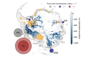 Initiated instability in West Antarctica might be the fastest on the continent