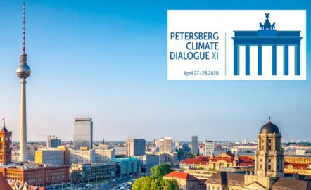 "Petersberg Dialogue: Merkel speech on climate ""an important reassurance"""