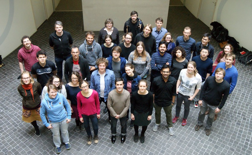 Networking and training: PhD-Day at PIK
