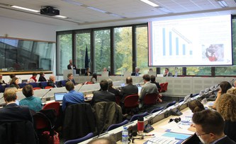 Paris Agreement risks and opportunities: ADVANCE project presents findings in Brussels