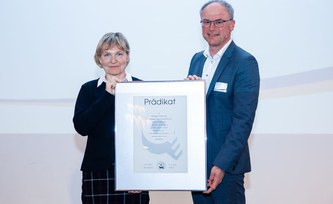PIK awarded for Equality and Diversity