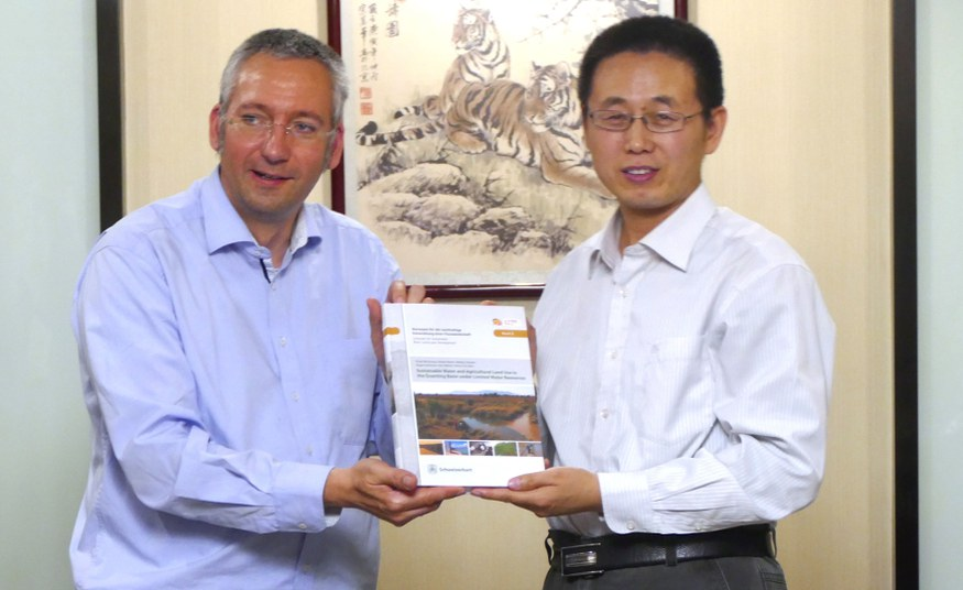 """Potsdam-China and back: """"When climate projections return home"""""""