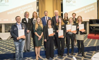 Potsdam Congress Award and Special Award for the Impacts World Conference 2017