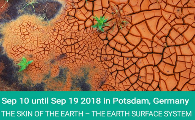 Potsdam Summer School 2018: The skin of our planet